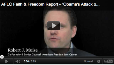 Obama's Attack on the Constitution
