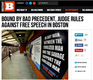Free Speech in Boston