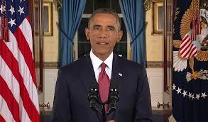 Obama--ISIS Speech