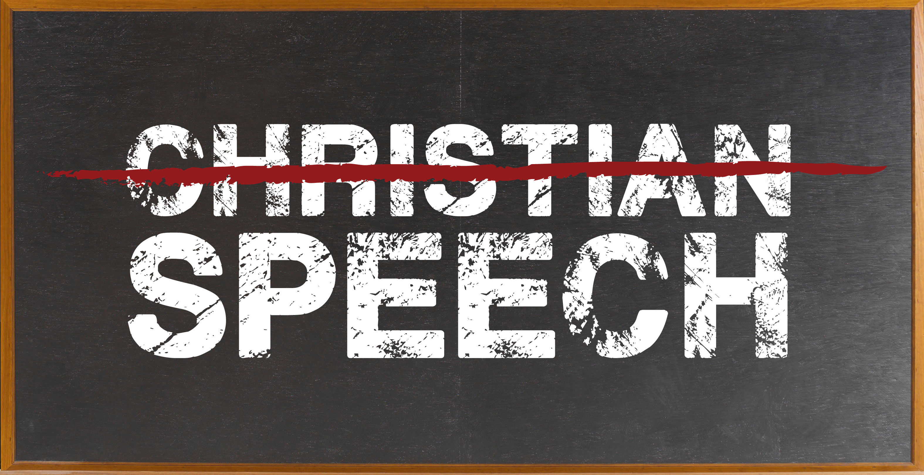 Censorship of Christian Teacher
