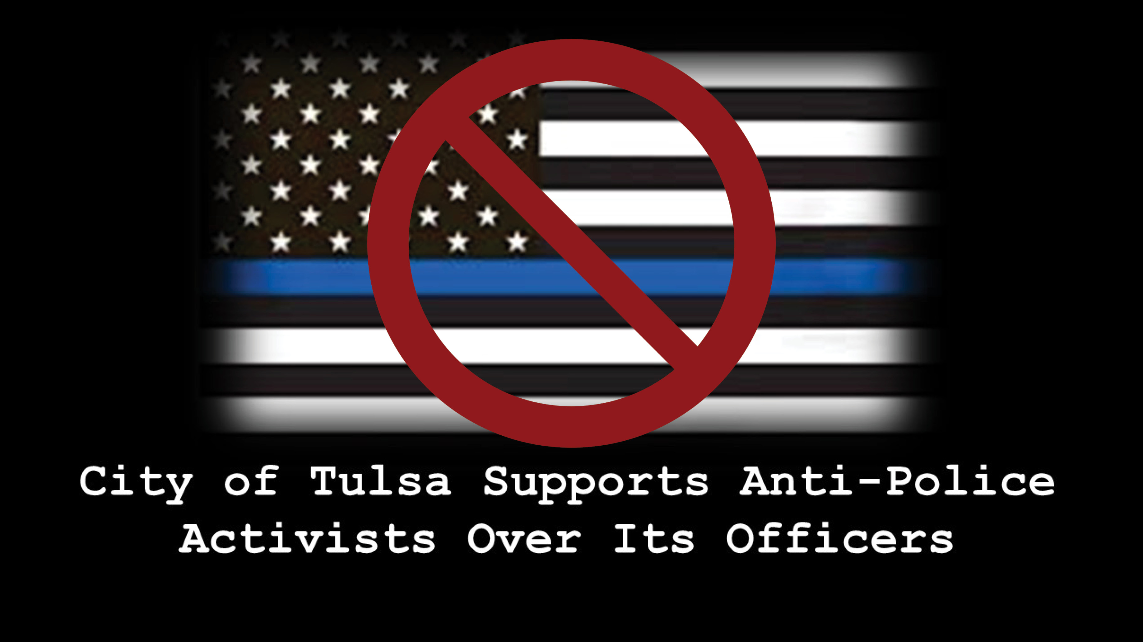 Tulsa Police Officer Sues City