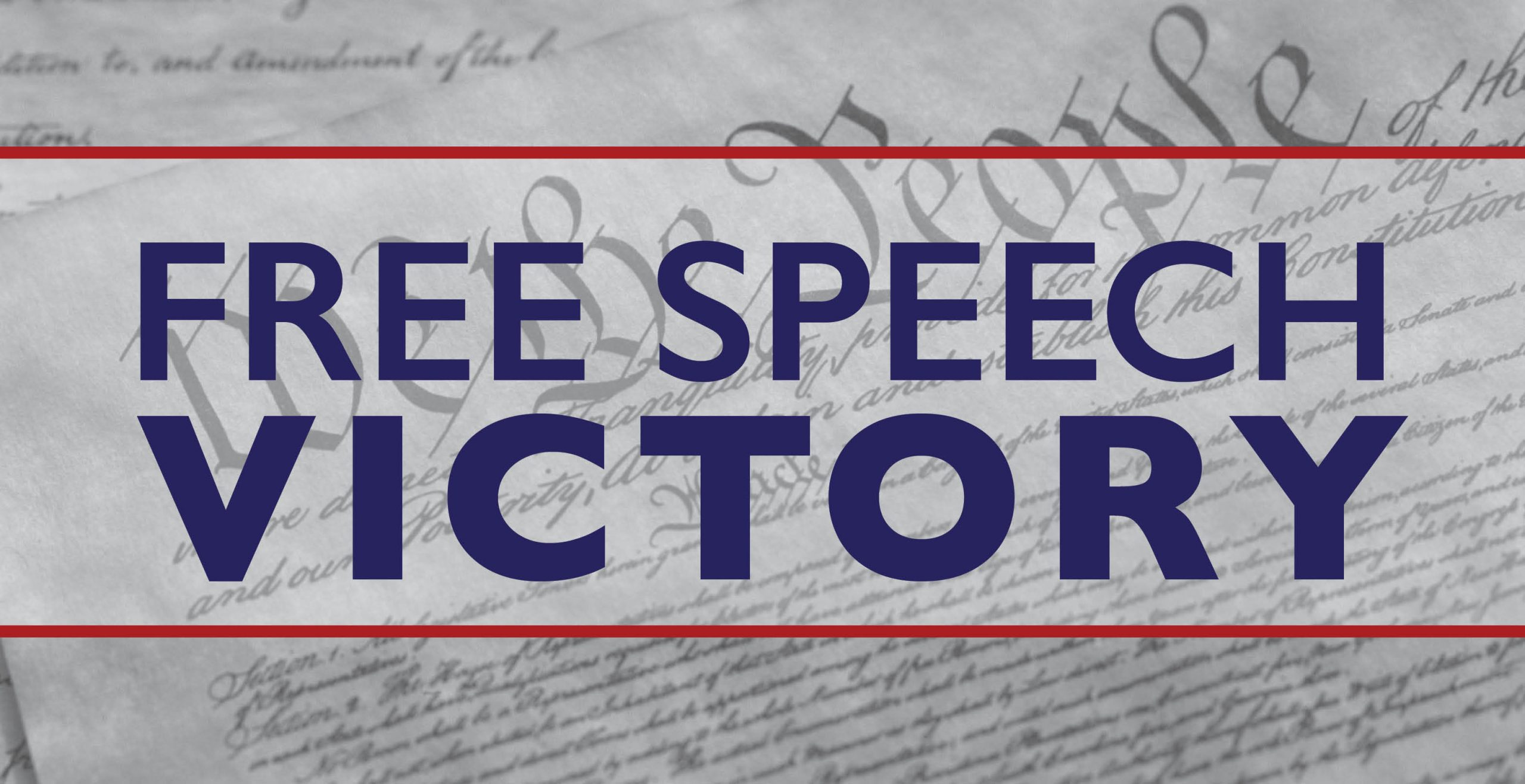 Free Speech Victory in the Sixth Circuit!